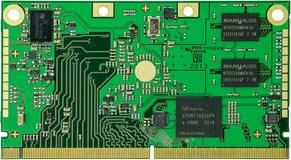 NVIDIA Tegra 3 Computer on Module - Apalis T30 - Back