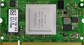NVIDIA Tegra 3 Computer on Module - Colibri T30 - Front