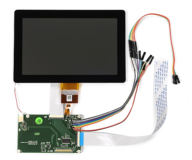 Capacitive Multi-Touch Display 7 inch
