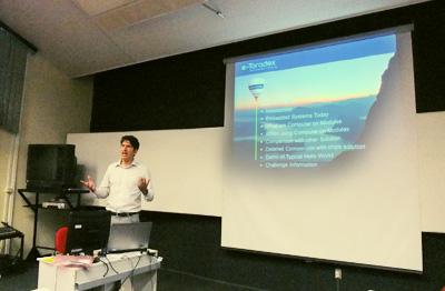 Toradex's Presentation - ESC expo, Brazil 2013