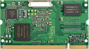NXP/Freescale i.MX 6S Computer on Module - Colibri iMX6S- Back