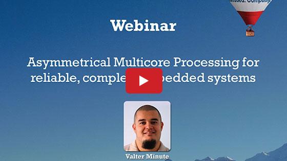 Asymmetrical multicore processing