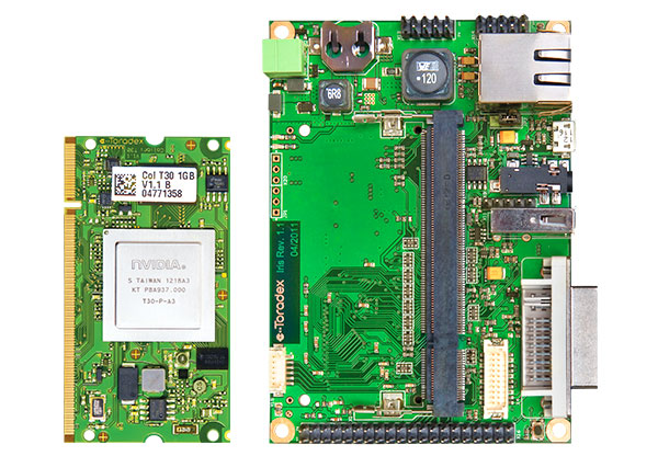 CoM (Computer On Module) & Carrier board