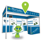 Toradex Booth - Events, Trade Fairs, Exhibitions