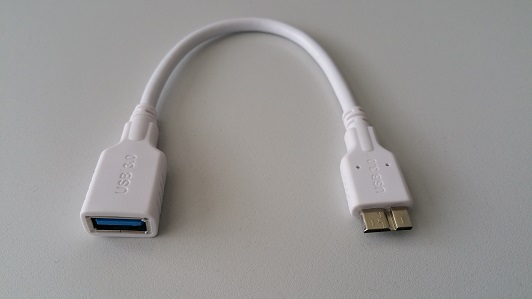 USB 3.0 OTG Cable