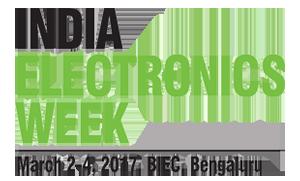 India Electronics Week 2017