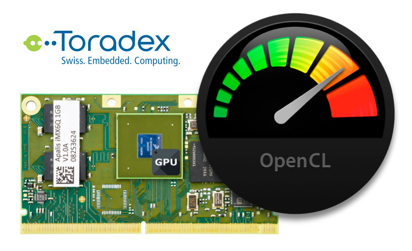 OpenCL on Apalis iMX6Q