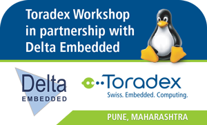 Toradex Workshop in partnership with Delta Embedded