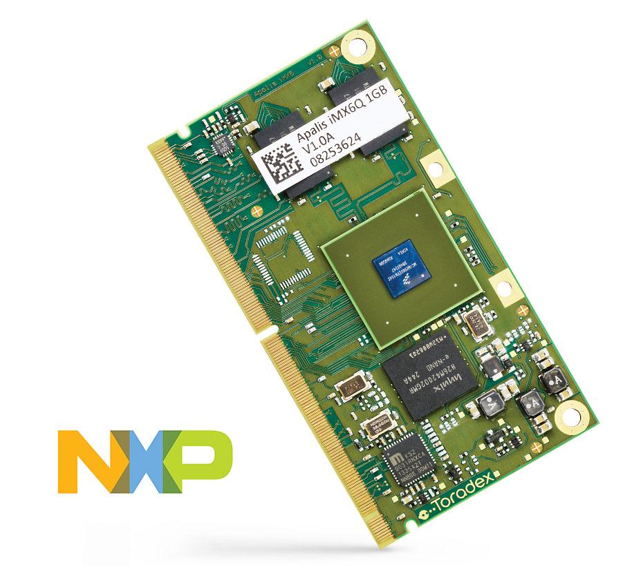 NXP - Apalis iMX6 System on Module