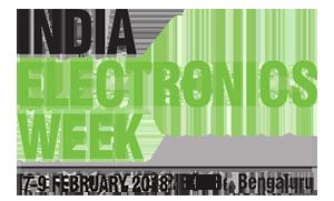 India Electronics Week 2018