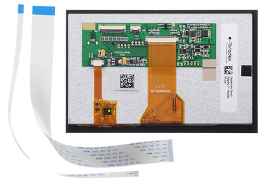 Capacitive Touch Display
