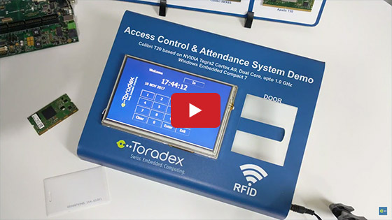 Access Control System Demo