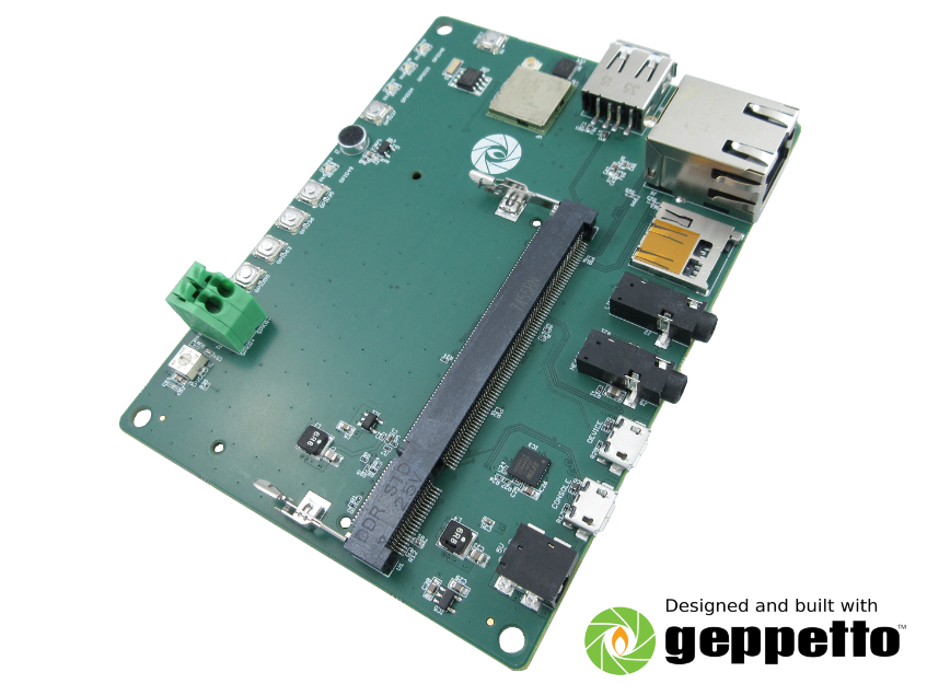 Chatterbox Development Board