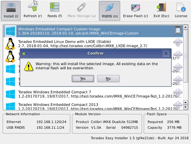 easy installer images