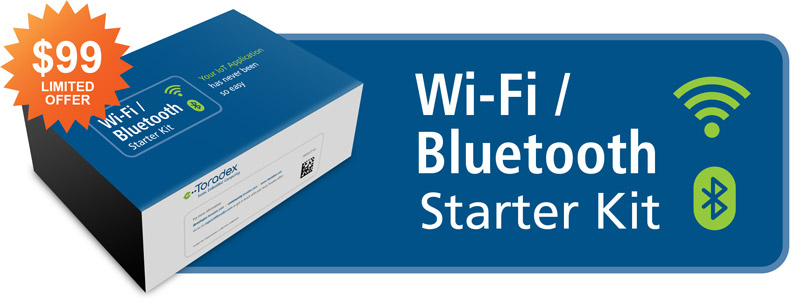 Wi-Fi Bluetooth Starter Kit