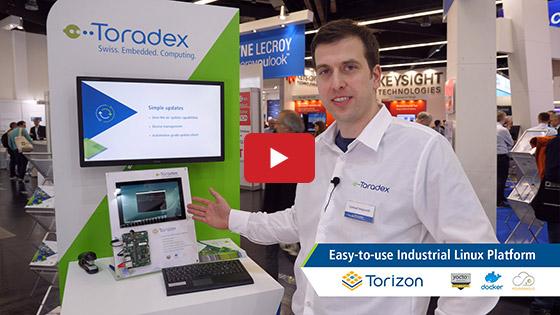Embedded World 2019 - Toradex Booth Walkthrough