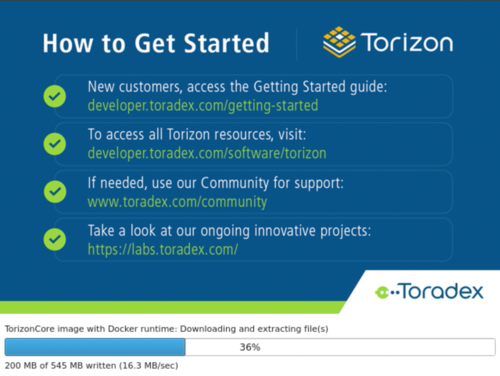 Torizon Installation