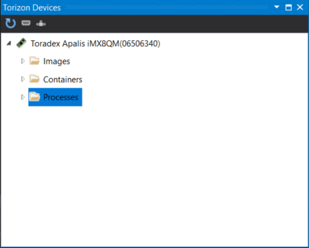 Toradex Devices Window Refreshed
