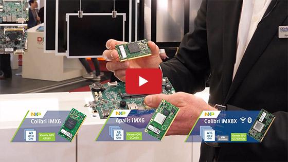 Embedded World 2019 - Toradex - Christ Electronic Systems