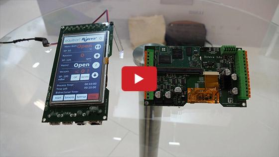 Embedded World 2019 - Toradex - Gusto Controls