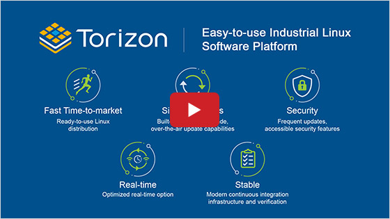Introducing Torizon