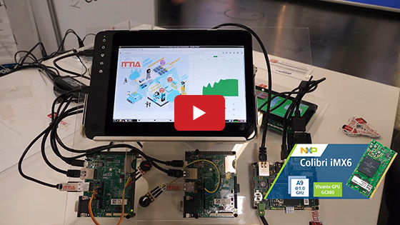 Embedded World 2019 - Toradex - ITTIA