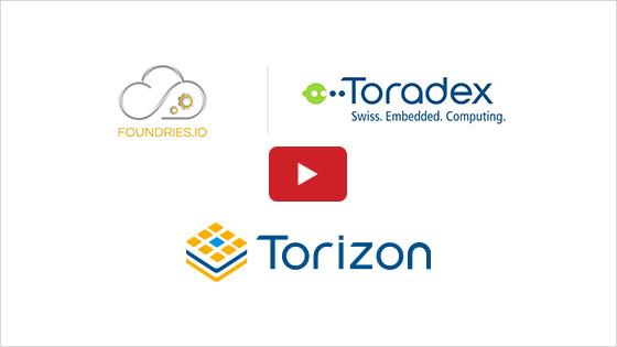 Embedded World 2019 - Toradex - Foundries.io