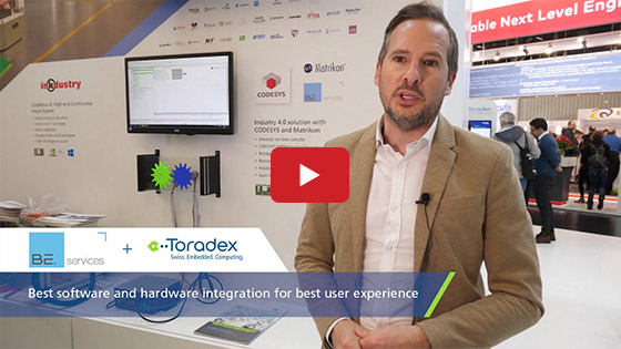 Embedded World 2019 - Toradex - BE-services