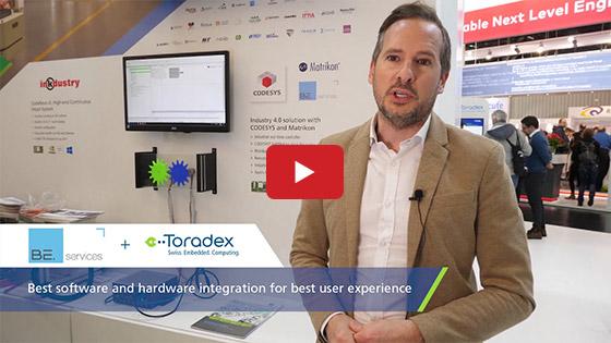 Embedded World 2019 - Toradex - BE-services
