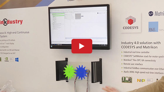 Embedded World 2019 - Toradex - Codesys