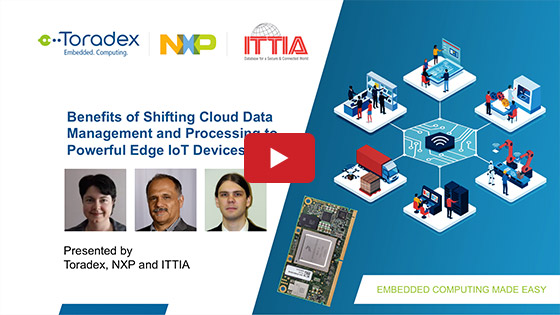 Benefits of Shifting Cloud Data Management and Processing to Powerful Edge IoT Devices