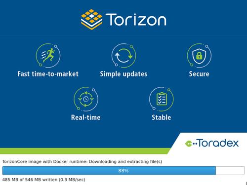 Torizon Installation