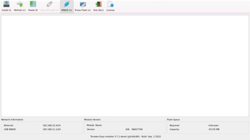 Toradex Easy Installer