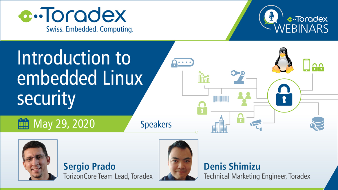 Introduction to embedded Linux security