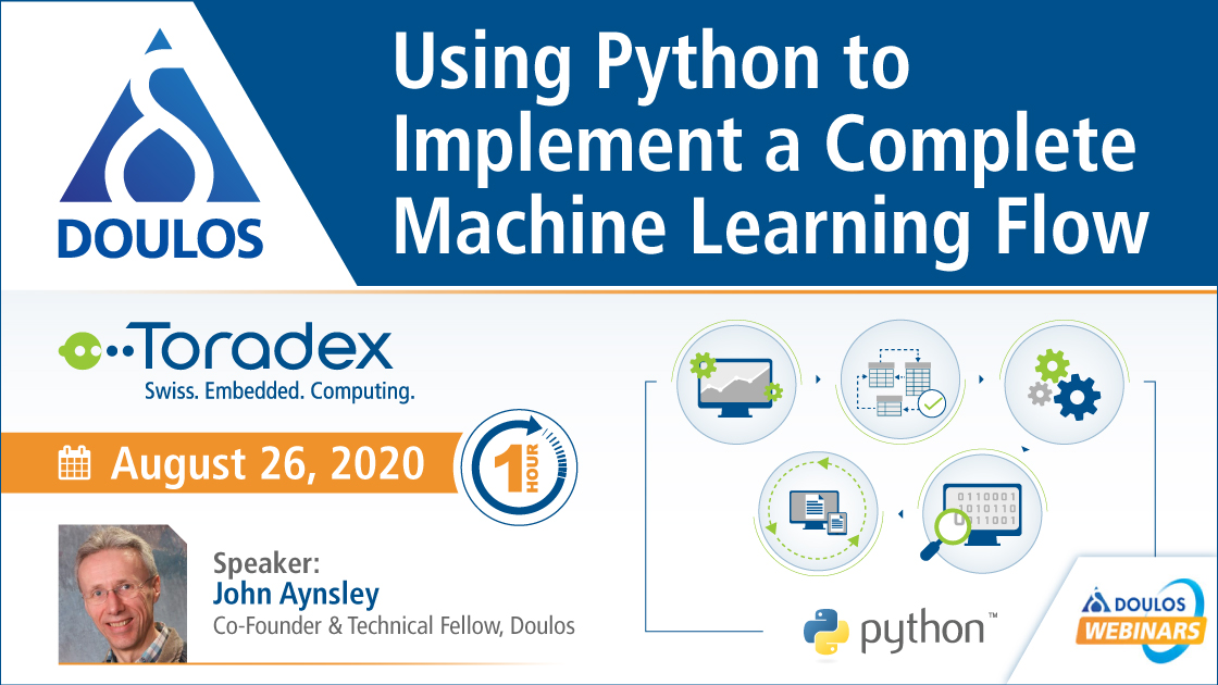 Using Python to Implement a Complete Machine Learning Flow