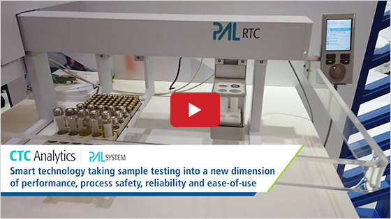 CTC Analytics - PAL System - Smart laboratory robot