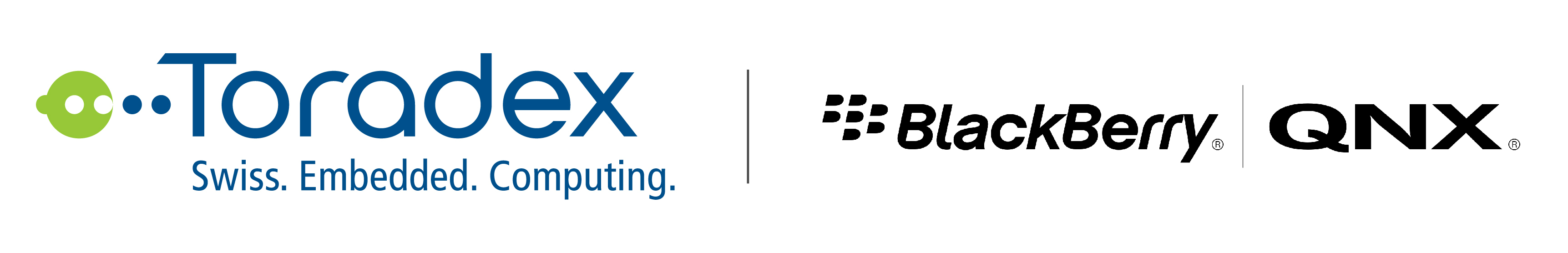 Toradex, QNX|BlackBerry