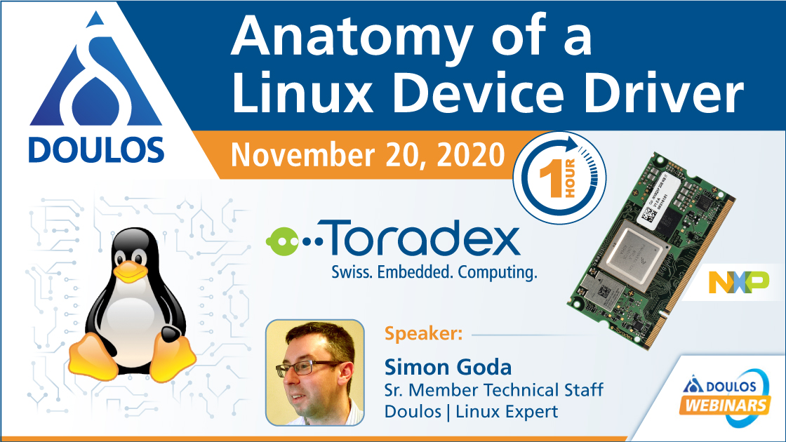 Anatomy of a Linux Device Driver