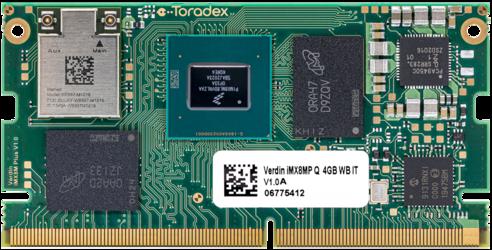 Verdin iMX8M Plus