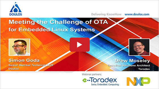 Meeting the Challenge of OTA for Embedded Linux Systems
