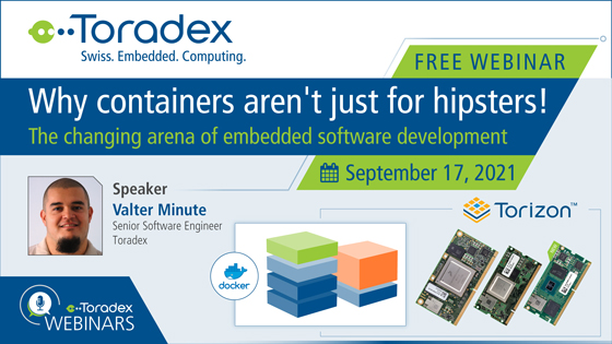 Why containers aren't just for hipsters!