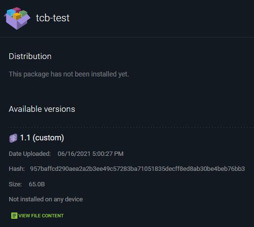 Torizon OTA docker-compose package