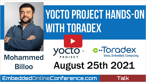 Yocto Project hands-on with Toradex